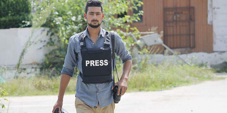 Indian authorities say jailed photographer Kamran Yousuf not 'real journalist'
