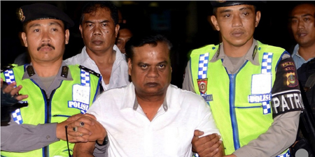 Indian gangster Chhota Rajan jailed for life for ordering journalist's murder in 2011