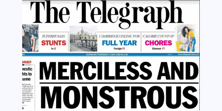Indian newspaper The Telegraph lays off 35 employees