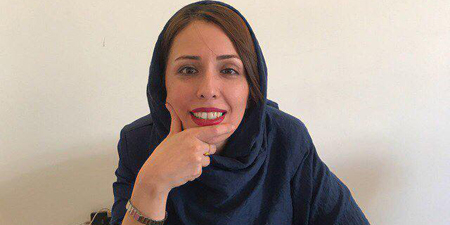 Iranian journalist tried on fabricated charges