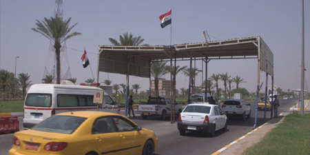 Iraqi authorities arrest freelance journalist at Baghdad checkpoint