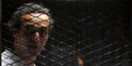 Jailed Egyptian journalist wins UNESCO Press Freedom Prize
