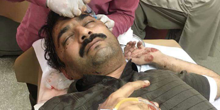 Journalist Ahmed Noorani attacked in Islamabad, suffers injuries