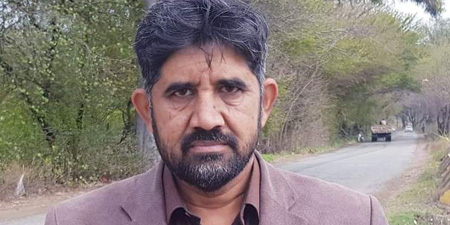 Journalist gunned down in Sara-i-Alamgir