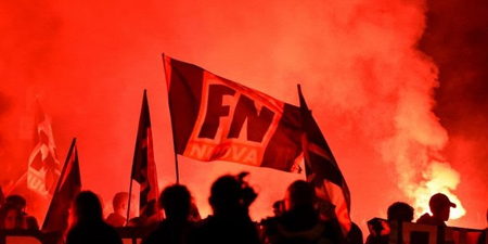 Journalists assaulted by neo-fascists in Rome