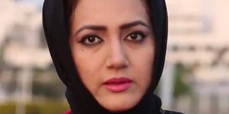 Journalists back Asma Shirazi after shouting match on TV