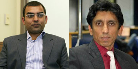 Journalists Umar Cheema and Azaz Syed back on Twitter