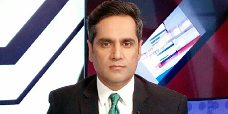 Khawar Ghumman joins Dunya News as bureau chief