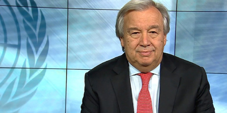 Killing of journalists outrageous, says UN secretary-general