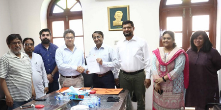 KPC and CEJ sign MoU for capacity building workshops