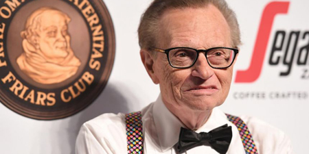 Legendary broadcast interviewer Larry King dies at 87