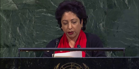 Maleeha Lodhi named among world's five most successful women diplomats