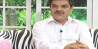 Mubasher Lucman sings to 'save a life'