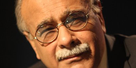 Najam Sethi launches YouTube channel