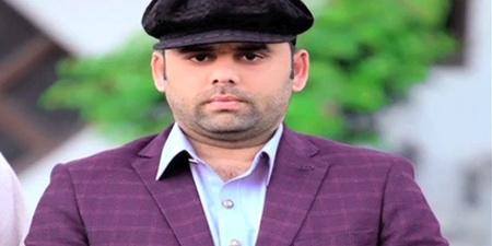 Nawa-i-Waqt journalist Zeeshan Ashraf was murdered while making phone call