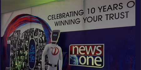 NewsOne TV turns 10