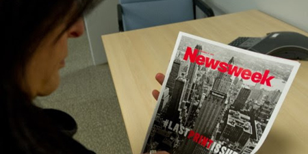 Newsweek ceases publishing Serbian edition