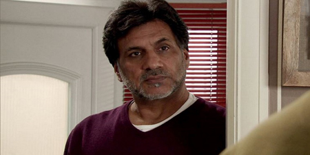 Pakistan-born actor sacked from 'Coronation Street' for rant against Indians