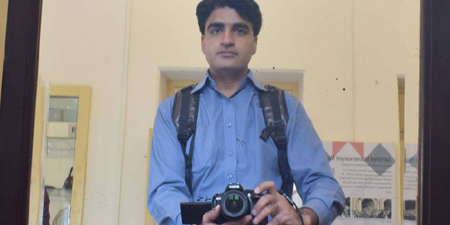 Pakistani journalist selected for Kiplinger Fellowship