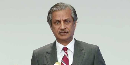 PEMRA chairman laments electronic media's falling standards