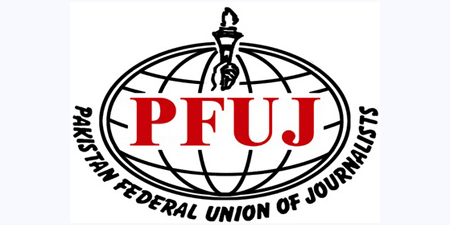 PFUJ condemns fake cases against journalists in Sindh