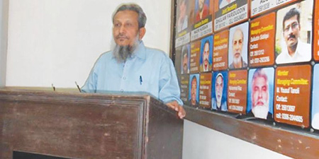 PFUJ mourns death of APNEC Chairman Shafiuddin Ashraf