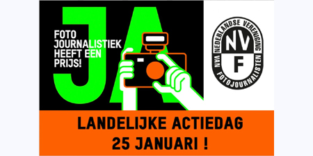 Photojournalists in the Netherlands to go on strike demanding decent pay