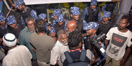 Press freedom watchdogs urge Maldivian authorities to respect media rights