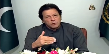 Prominent journalists praise Prime Minister Imran Khan's speech