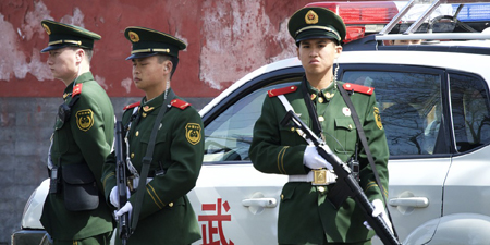 Prove crime before handing punishment, Chinese authorities urged