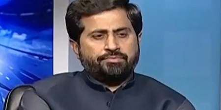 Punjab information minister regrets swearing after TV interview