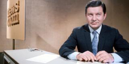 Richard Baker who introduced BBC's first news bulletin dies