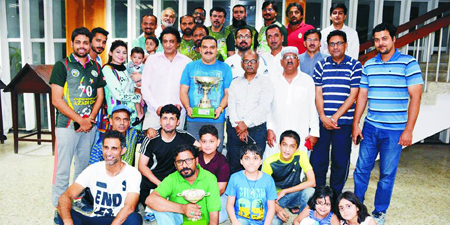 RISJA beats PSB on coin toss after rain plays spoilsport