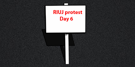 RIUJ demands legislation on service structure for electronic media