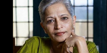 Senior Indian journalist Gauri Lankesh shot dead