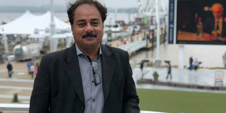 Senior journalist Majid Siddiqui joins Indus News