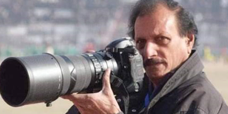 Senior photojournalist Gulshan Aziz passes away