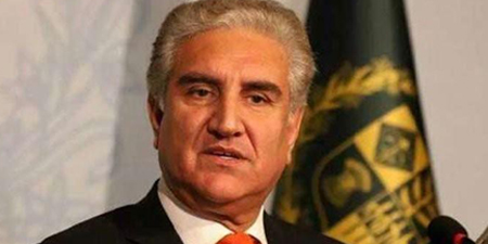 Shah Mehmood Qureshi rejects criticism over media freedom