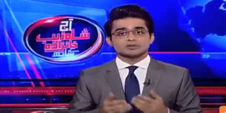Shahzeb Khanzada says he stands by his comments on Jehangir Tareen