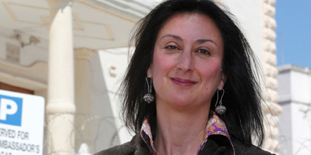 Slain Maltese journalist's family wants top cop off probe