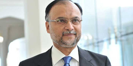 Some journalists condemn arrest of Ahsan Iqbal