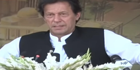 Some journalists make fun of Imran Khan's mispronunciation