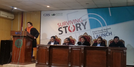 'Surviving the Story' highlights economic plight of slain journalists' families, displaced reporters