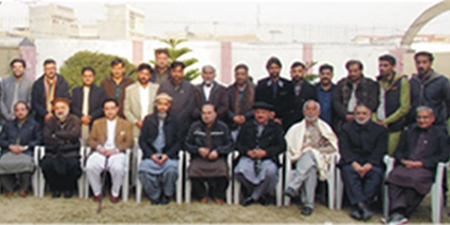 Swat Press Club office-bearers elected unopposed