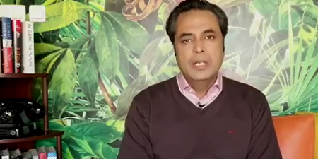 Talat Hussain objects to prime minister greeting Indian cricket team