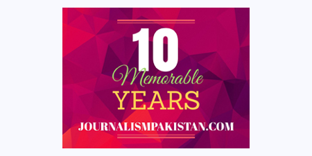 Ten years of JournalismPakistan