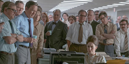 'The Post': a Hollywood ode to journalism