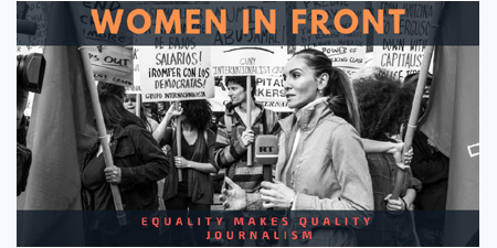 Time for more women to lead media and unions, says IFJ