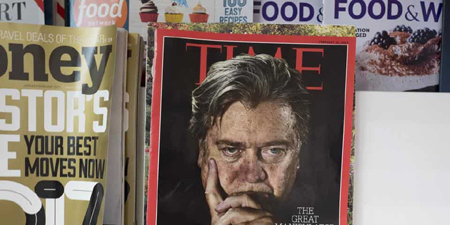 Time magazine to be sold to tech billionaire, wife for $190 million