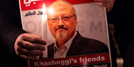Turkey shared Khashoggi recordings with Saudi Arabia, US and others: Erdogan